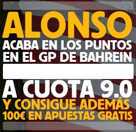 alonsobetfair
