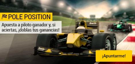 apuestas formula 1 Bwin Formula 1 GP de Mónaco dobla tus ganancias hasta 50€